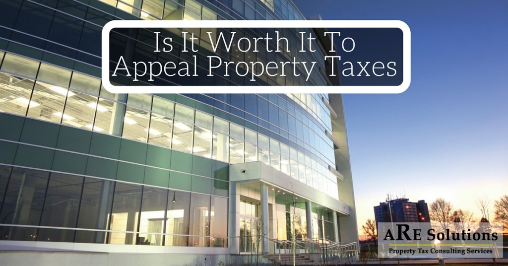 Is It Worth It To Appeal Property Taxes